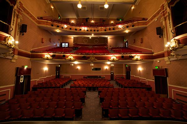 The Palace Theatre Auditorium