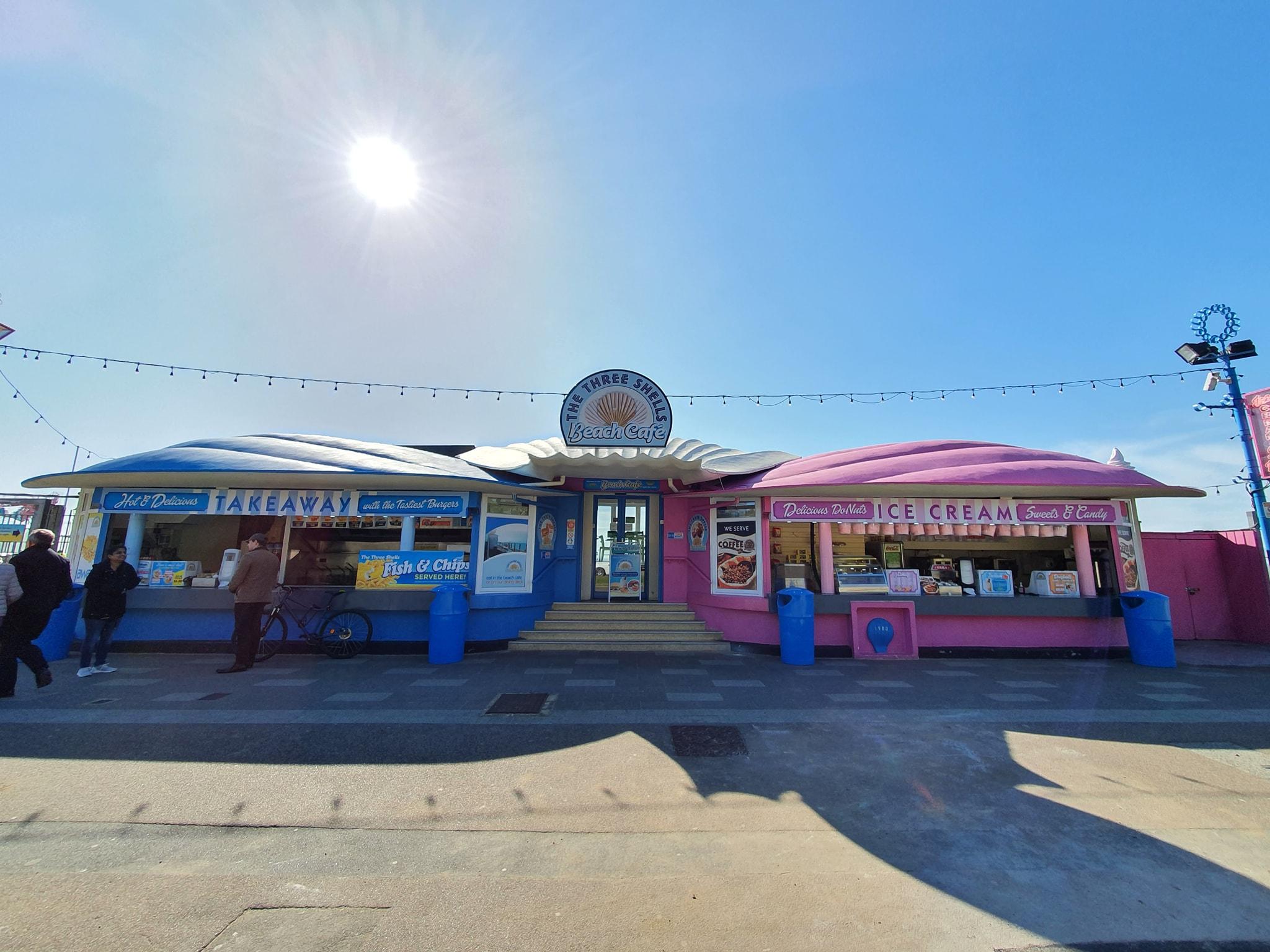 The Three Shells Cafe