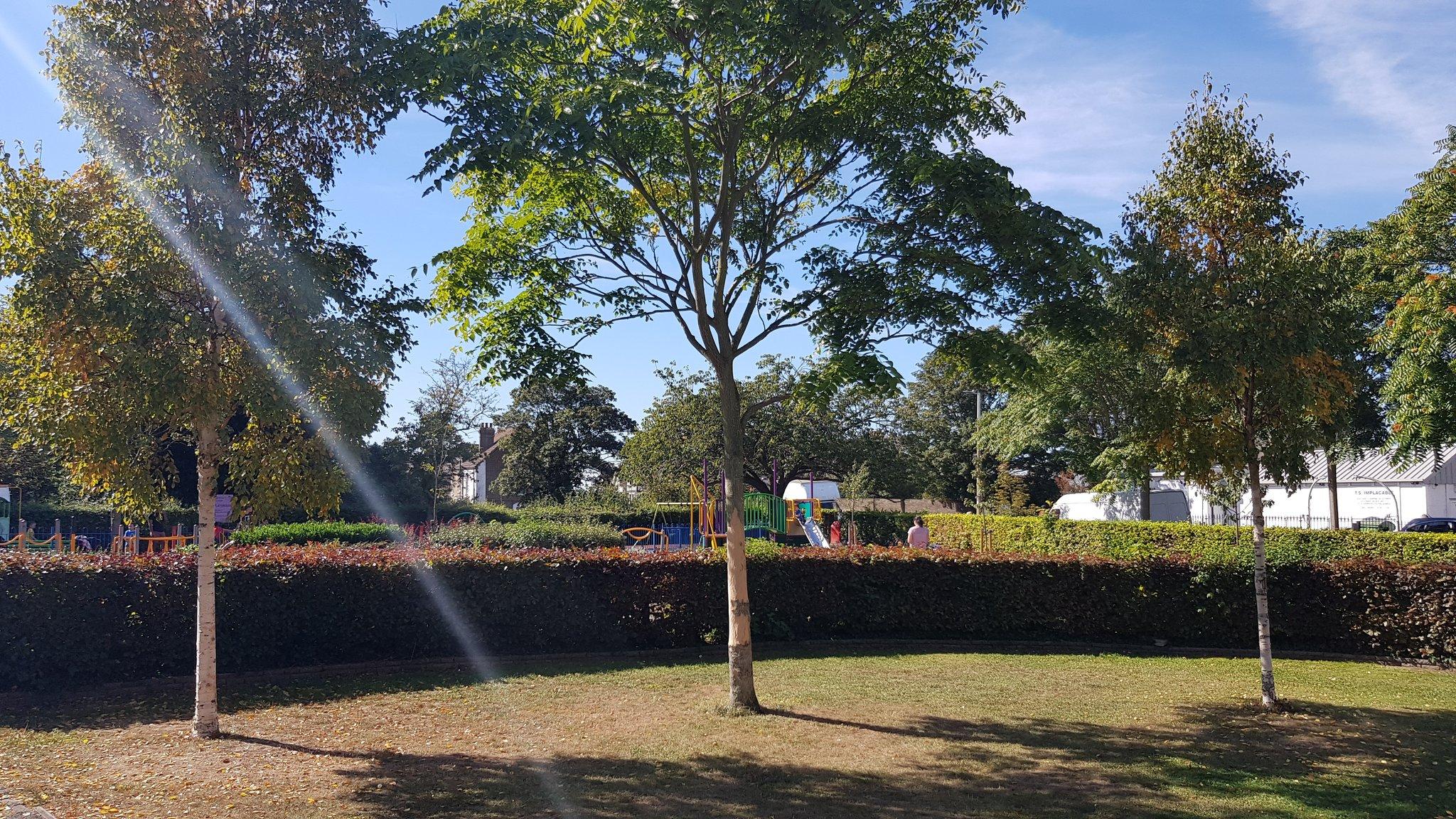 Milton Hall Gardens