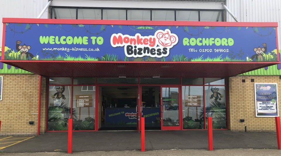 Monkey Bizness Rochford