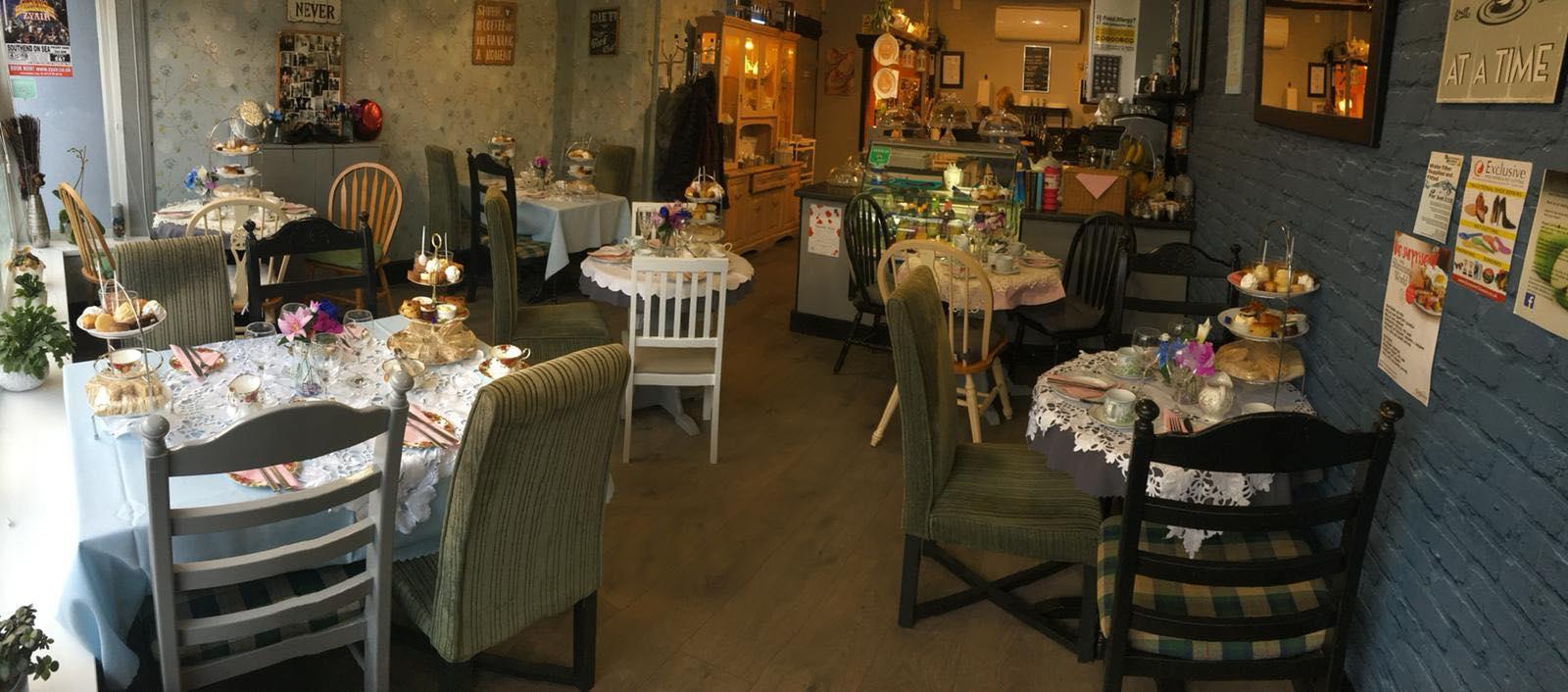 Aunt Sally's Tea Room & Coffee Shop
