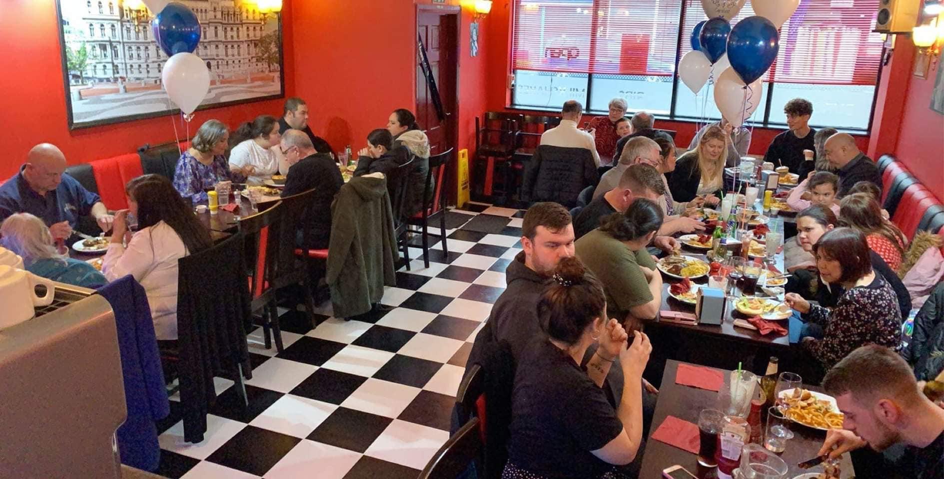 Marks American Diner