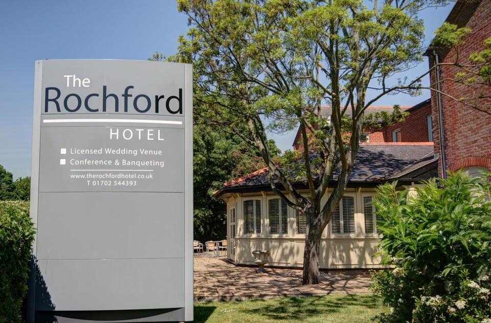 the rochford hotel outside